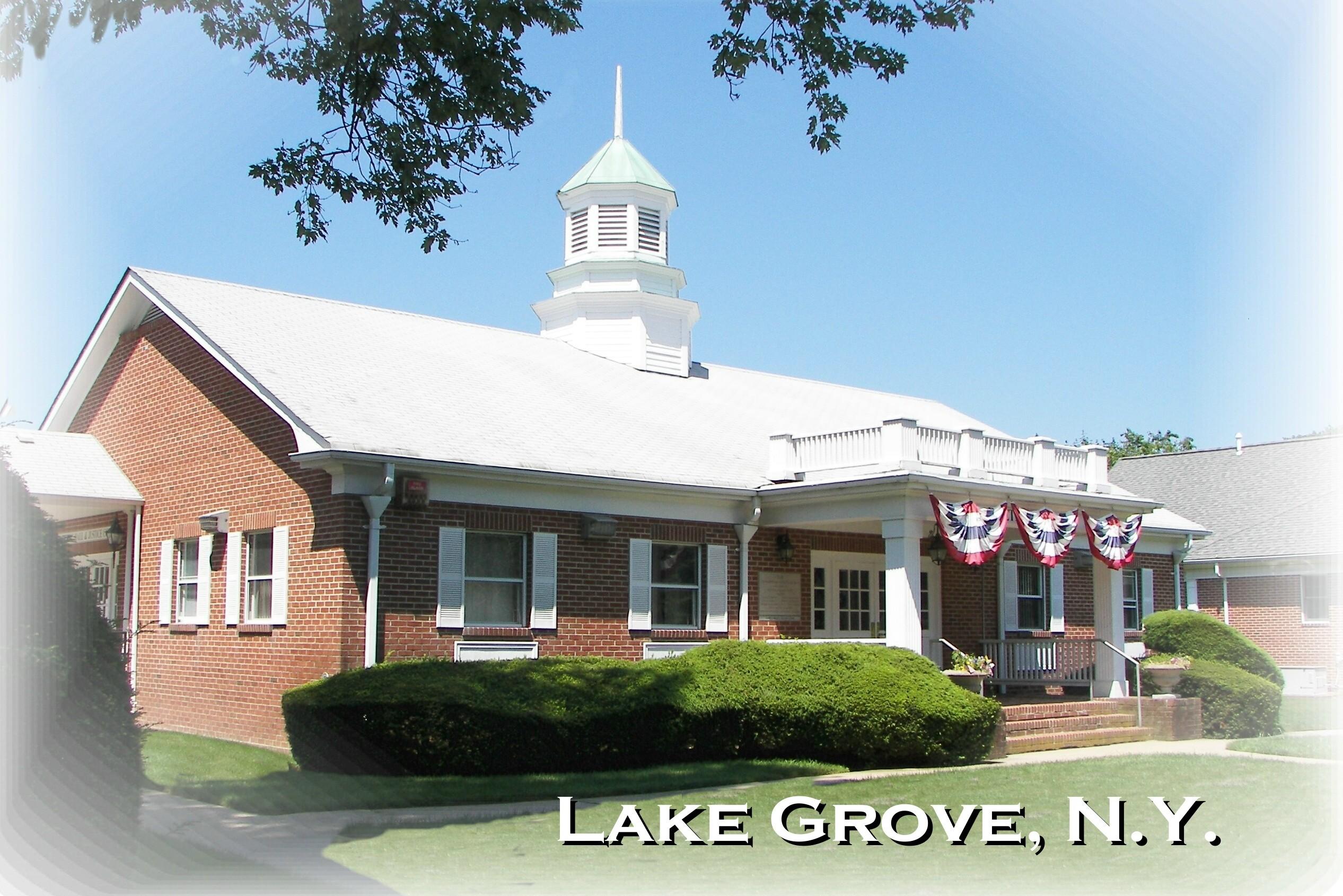 Lake Grove Meeting Hall