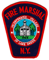 Lake Grove Fire Marshal